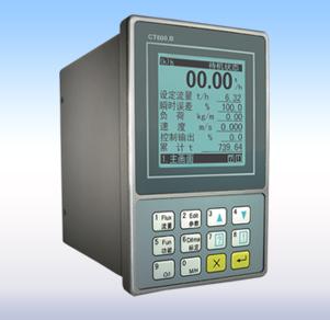 CT600.B皮带秤控制仪